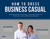 Business Clothing Style Guide