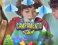 Jet Campamento