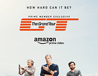 The Grand Tour - Key Art