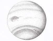 Stippling - Neptune