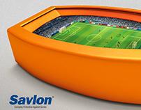 SAVLON~ The game is on