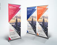 Roll Up banners Design