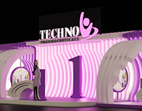 Techno Booth