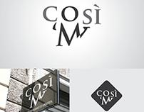 Logo design for restaurant.