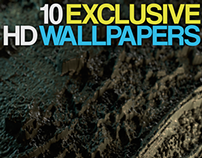 10 HD Relief Wallpapers