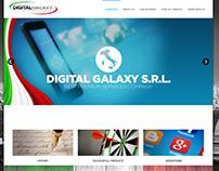 Sito web - Digital Galaxy