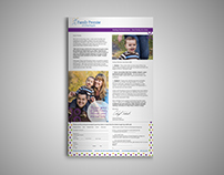 Layout & Design for Family Promise