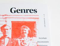 GENRES MAGAZINE