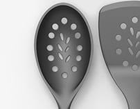 CULINARIO cooking utensils by Princess House