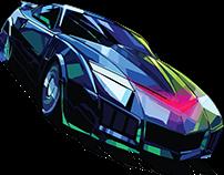 Knight Rider Car