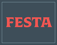 Festa | Typeface