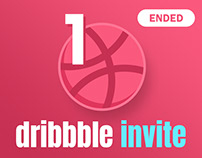 Dribbbble Invite Giveaway!