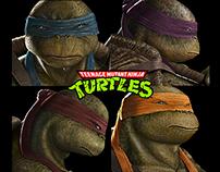 """ODE TO MY CHILDHOOD""(Teenage Mutant Ninja Turtles)"