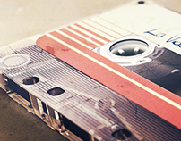 Awesome Mix Vol. 1 Cassette