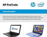 pro train app / monthly eDMs