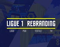 Ligue 1 Rebranding