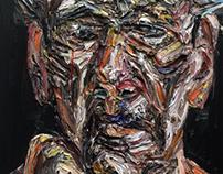 Image-face(Lucian Freud)
