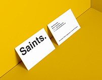 Saints. | Creative Agency