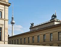 David Chipperfield's James-Simon-Galerie - Berlin