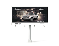 Communication Concept and Design for Jeep Cherokee 2014