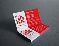Logo Design & Business Cards // Triangular Correcto