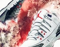 Nike Zoom Vapor AJ3 By Jordan