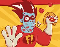 ¡Fenomenoide! / Freakazoid!