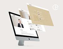 Peterer Lawyer // Responsive Website Relaunch 2020