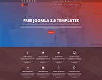 Jangite - Free Business Joomla Template