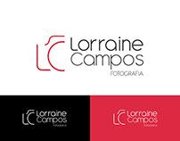 Logotipo Lorraine Campos - Fotografia