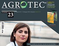 Agrotec ed. 23 [capa + diagramação]