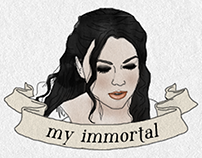 Evanescence videoclipes