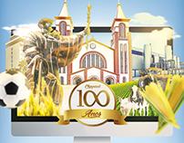 Chapecó 100 anos - Desbravador Software