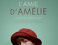 AFFICHE •L'amie d'Amélie