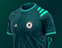 Germany team away kit 2021