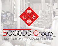 Sogeco Group # Brand # Print Design