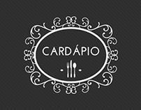 Cardápio A5 - Almoço AllCare