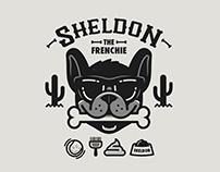 Sheldon The Frenchie