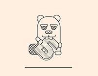 Icons Beavers