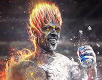 Pepsi (Fire & Ice)