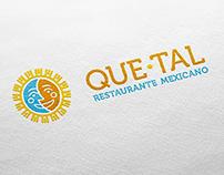 Que Tal Restaurante Mexicano – Identity Design