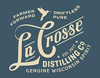 La Crosse Distilling Co. Packaging & Logo Design
