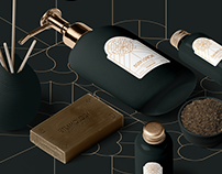 Steamology: Website and brand identity