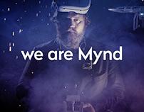 Mynd. Branding