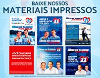 Marketing político: Impressos de campanha