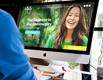 [Website design] Elephant in our community
