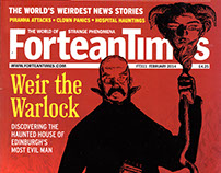 Fortean Times: Weir the Warlock