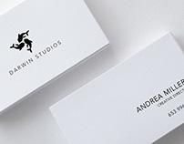 Darwin Studios // Branding & Identity