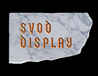 SVOD Display