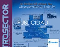AD: Publicidad (diseño y gestión) para Finder Argentina